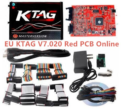 Online Version Ktag V7 020 EU K tag V2 25 Firmware 7 020 ECU