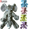 60cm Elephant Skin Plush Soft Toy Stuffed Baby Kids Toy Anminal Big Size Appease Baby Sleep
