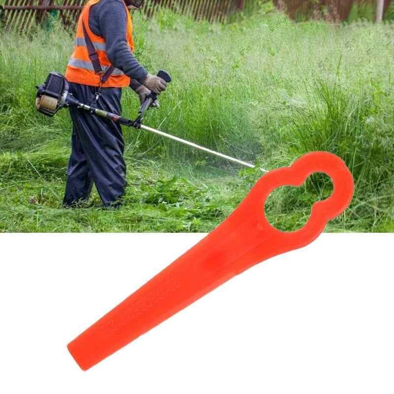 Plastik çim bıçakları LIDL Florabest FRTA 20 A1 Trimmer Brushcutter