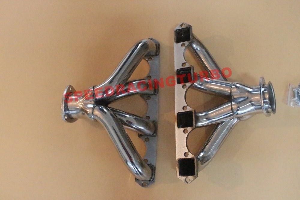 FIT CADILLAC FIT V8 472/500 STAINLESS STEEL EHAUST RACING REDING - Avtomobil ehtiyat hissələri - Fotoqrafiya 3