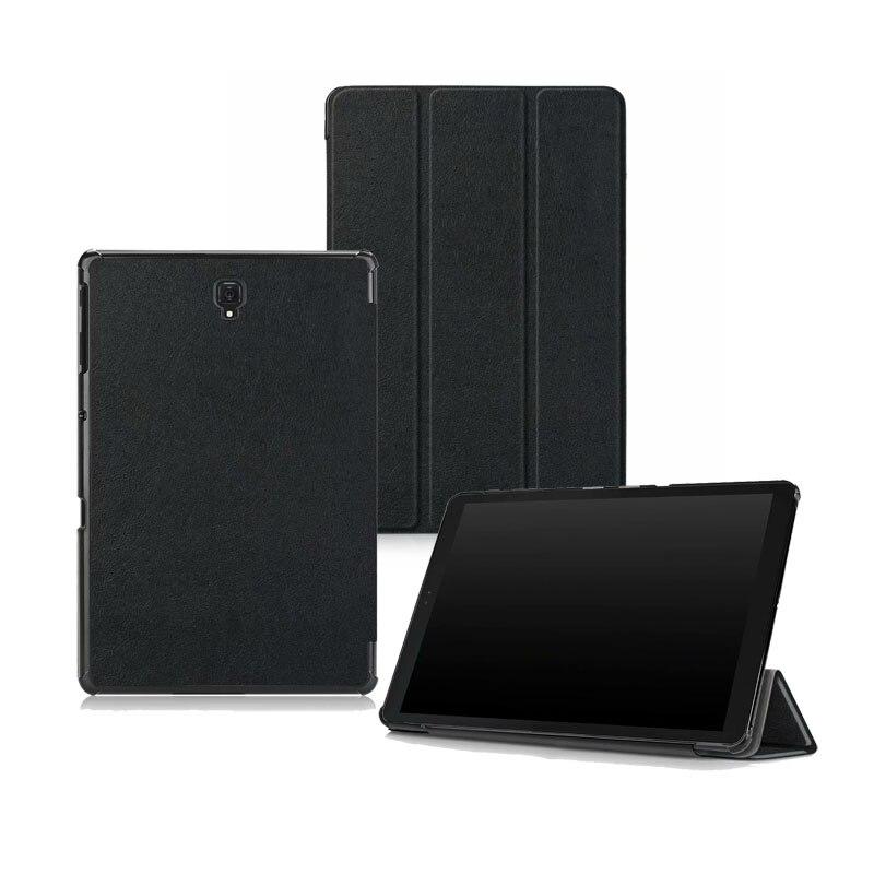 30PCS Lot Luxury Slim Folio Stand PU Cover Case For Samsung Galaxy Tab A 10 5