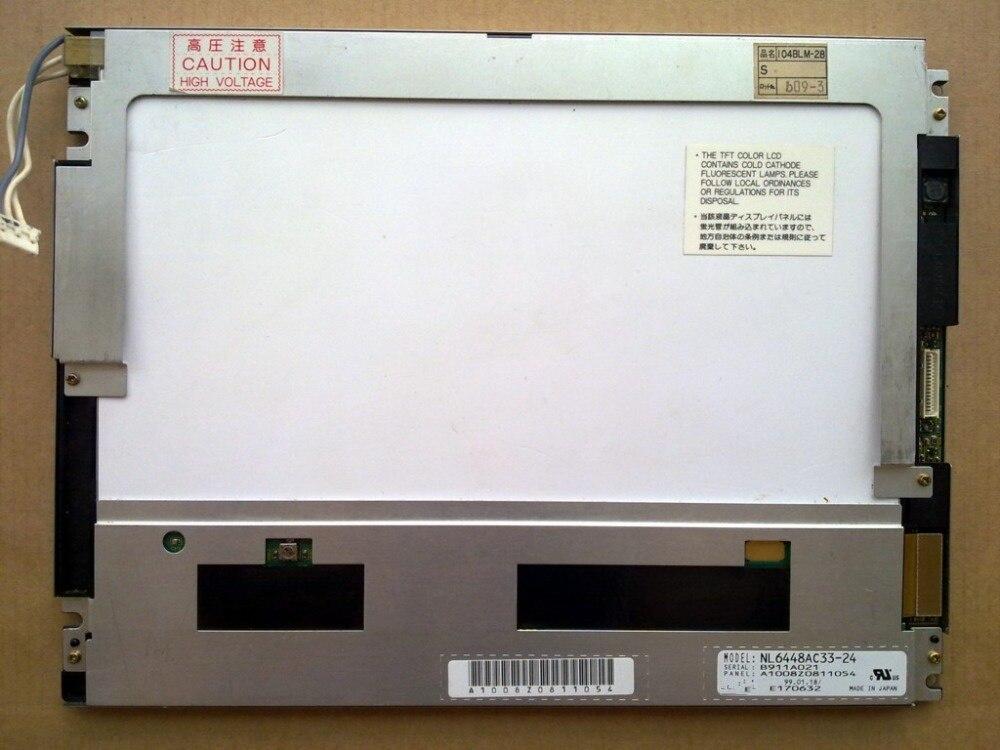 NL6448AC33-24 Display screen spot direct 10 4 inch lcd screen nl6448ac33 24 nl6448ac33 27