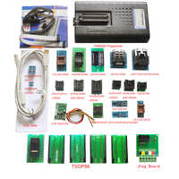 TNM5000 USB Nand Flash Programmer recorder+20pc adapters,support secured (locked) RL78 chip reading,for all emmc by auto detect