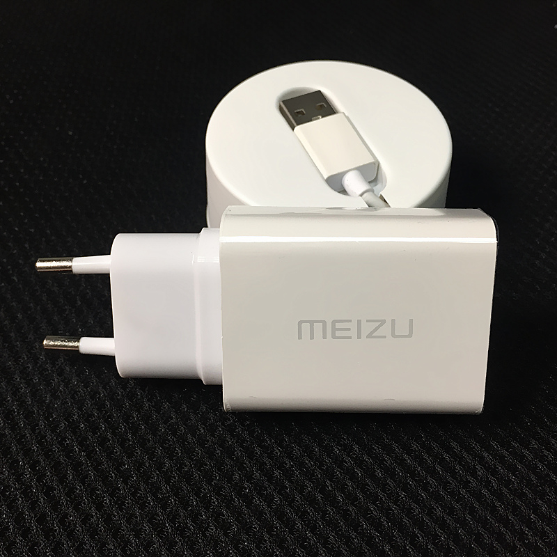 Original MEIZU charger Pro 6 5 MX6 smartphone MTK 3.0 Quick Charging Usb Wall travel Adapter charge Usb 3.1 Type C Data Cable