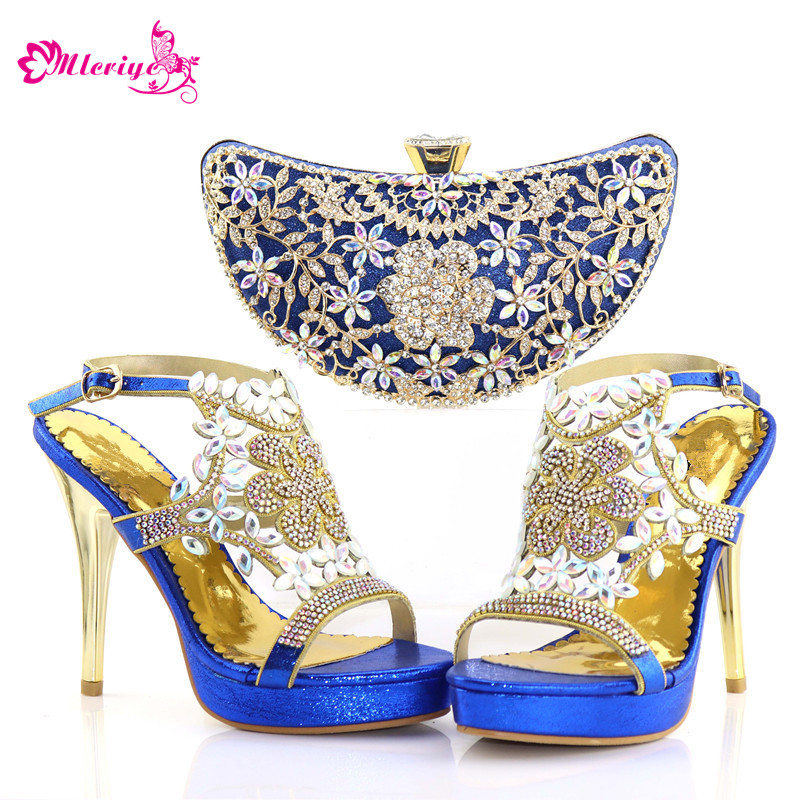 New Arrival Italian Shoes with Matching Bags for Women Latest Shoe and Bag Set for Party In Women Wedding Shoes Bride CristalNew Arrival Italian Shoes with Matching Bags for Women Latest Shoe and Bag Set for Party In Women Wedding Shoes Bride Cristal