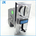 Multi coin selector acceptor for 6 different coins, support multi signal output 1 signal, arcade game machine part
