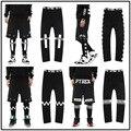 Moda Hip Hop Hombres Ejercicio Gimnasio Hombres Street Dancing Pantalones Lápiz Leggings Pista de Los Hombres Pantalones de Chándal Corredores
