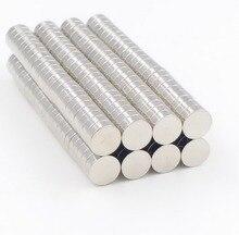 500 個径 5 ミリメートル × 3 ミリメートル N50 ネオジム 5 × 3 ミリメートルマグネット希土類磁石強力な磁石