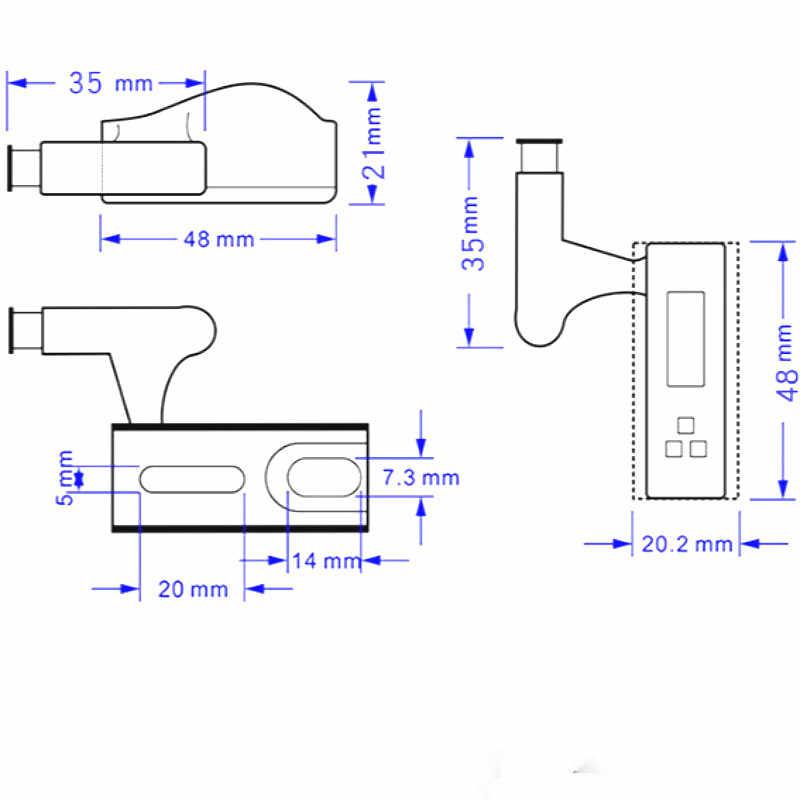 Goodland светодиодный светильник под шкаф универсальное освещение для гардероба сенсор светодиодный Armario внутренняя шарнирная лампа для шкафа кухни @ 1
