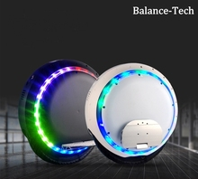 800W motor the hightest speed 15km/h life30km LED APP Bluebooth Electric unicycle scooter one wheel 2016