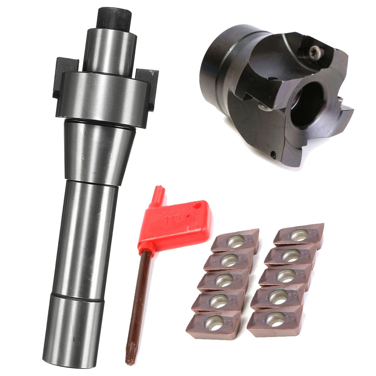 Face mill holder cnc milling tool holders cnc cutter ...