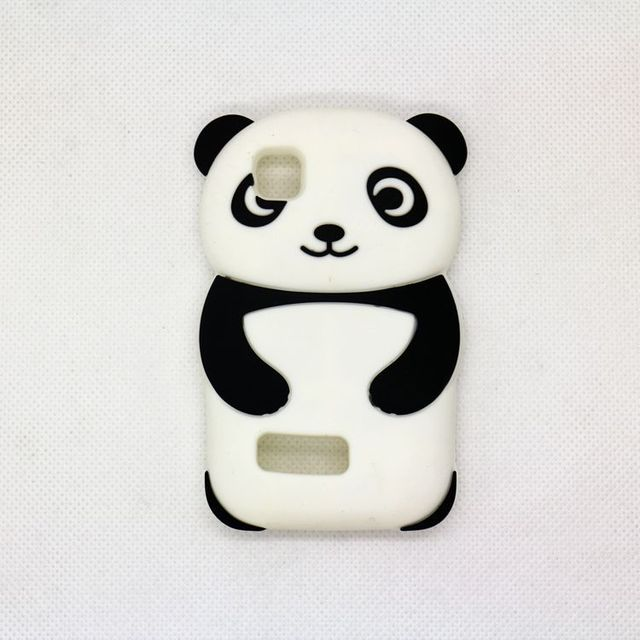 free shipping 1bb99 03f12 US $6.99 |Hot!!! 3D Panda Silicone Back Cover Case for Nokia Asha 200 High  Quality Cell Phone Case on Aliexpress.com | Alibaba Group