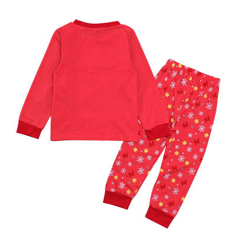 Kids Boys Christmas Tree Pajamas Toddler Sleepwear Clothes Set Infant  Children 2019 New Year Pajamas For Girls Christmas Pyjamas-in Pajama Sets  from Mother ... 35866e2c5