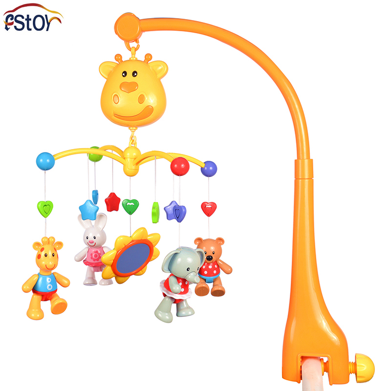 Baby Kids Animal Shape  4 Tone Musical Education Developmental Music Bell Toys