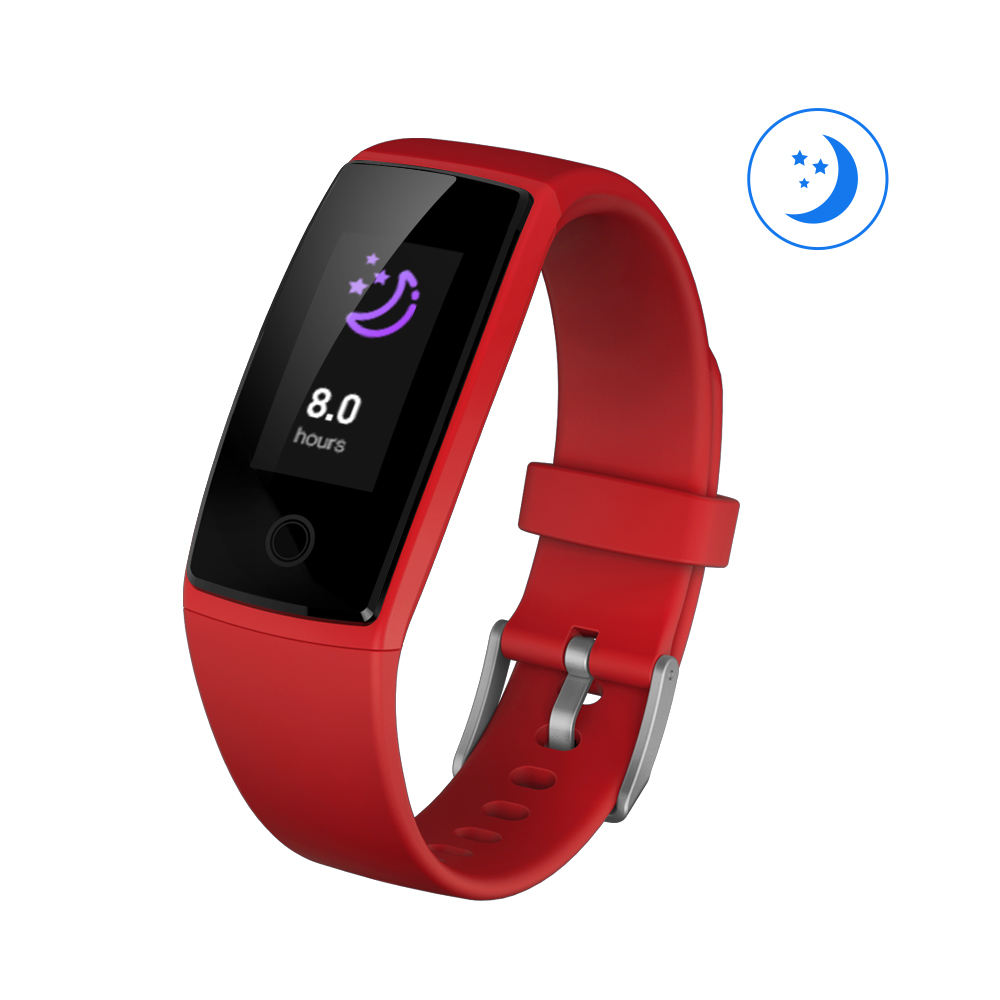 Outdoor Smart Bracelet Color Screen Sports Smart Watch Heart Rate Monitor Smartband Wristband Pedometer Sleep Monitor Bracelet sw102 0 68 bluetooth v4 0 smart watch wristband bracelet w sports sleep tracking deep pink page 6