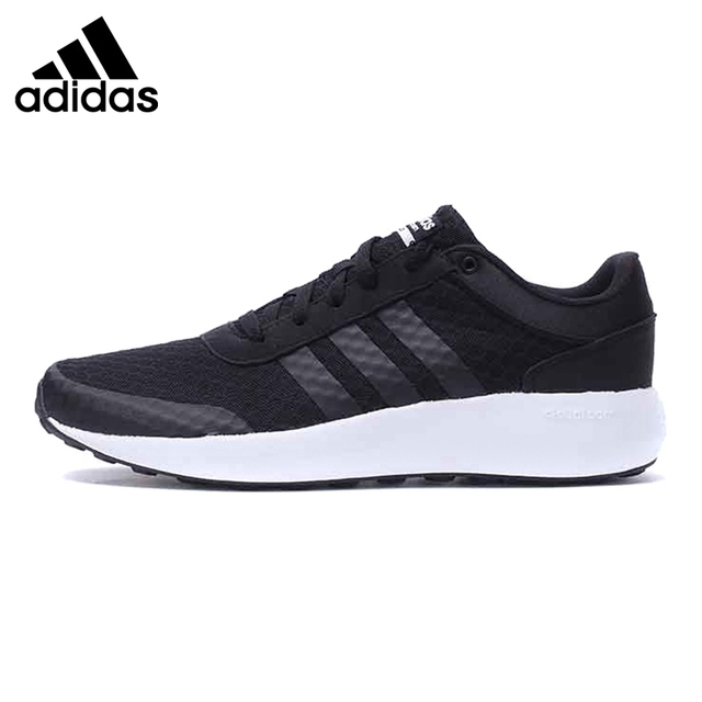 Original New Arrival 2017 Adidas NEO Label CLOUDFOAM RACE Men's  Skateboarding Shoes Sneakers