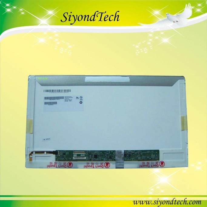 Grade A+15.6 Laptop LCD Display Screen LP156WH2(TL)(QB) LP156WH2-TLQB WXGA HD new and grade a b156xw03 v 1 v1 15 6 wxga hd lcd screen slim