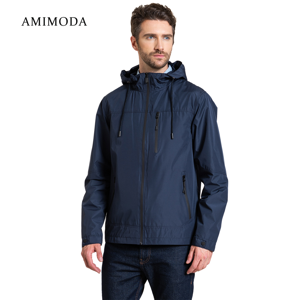 Jackets Amimoda 10024-02 Men\'s Clothing windbreakers for men  cloak jacket coat parkas hooded jackets amimoda 10013 0208 men s clothing windbreakers for men cloak jacket coat parkas hooded