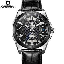 New luxury brand solar watch business casual men's watches sports fashion 100 meters waterproof quartz watch CASIMA Relogio