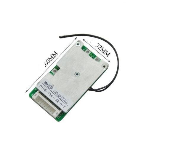 3.6 V 3.7 V lithium batterie 10 S 36 V 37 V BMS PCM Utilisé pour 36 V 10Ah 8Ah 12Ah et 15Ah li-ion batterie Avec le solde fonction