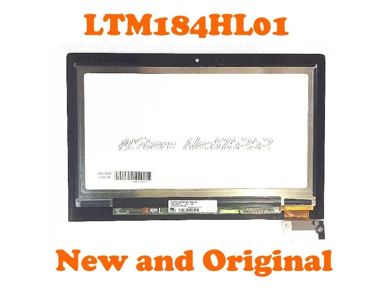 """Ordinateur portable LCD écran LED pour MSI GT83VR 6RF GT80 2QC 2QE 2QD PLS FHD LTM184HL01 1920*1080P 18.4 """"nouveau et Original"""
