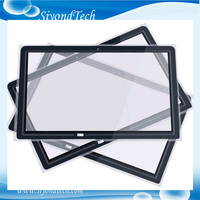Free Shipping!!3PCS/Lot New LCD Screen Glass For Macbook Pro 13 A1278 MB990 MC374 MD313 MC700 MD101 2009~2012 Year