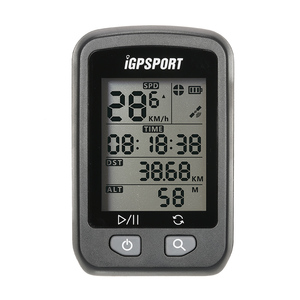 Image 5 - IGPSPORT iGS20E GPS ciclismo intelligente impermeabile IPX6 MTB Road Bike Computer Sport tachimetro contachilometri per ciclista