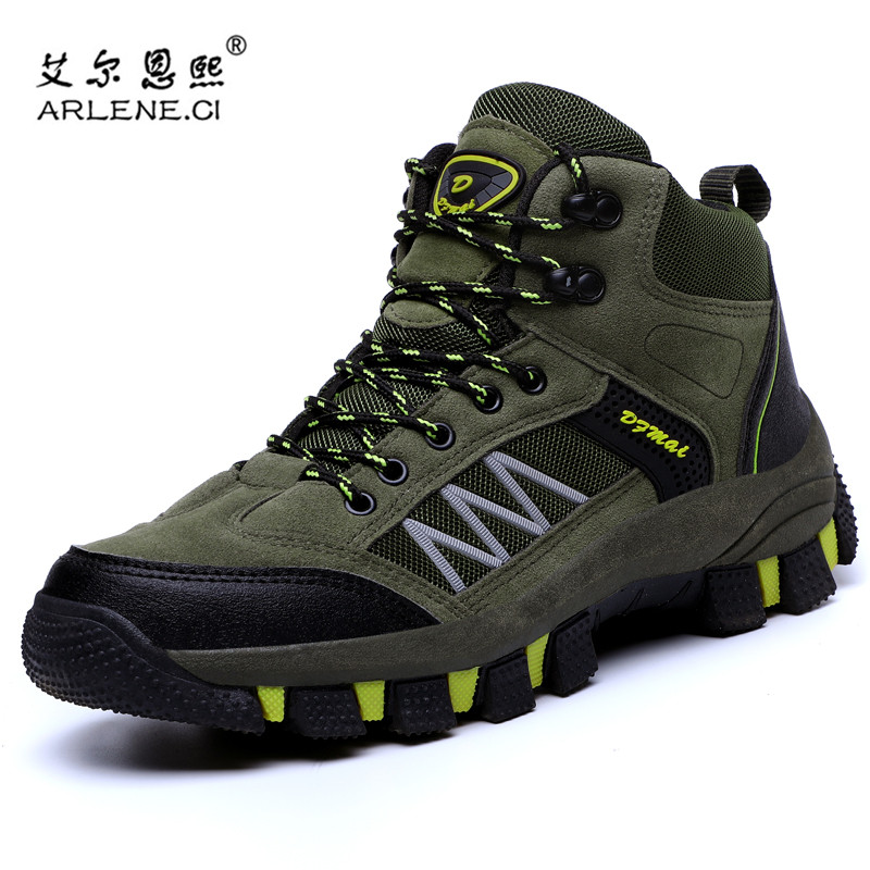bfe05417133 Best Deal] New arrival Pro Mountain Outdoor Hiking Shoes For Men ...
