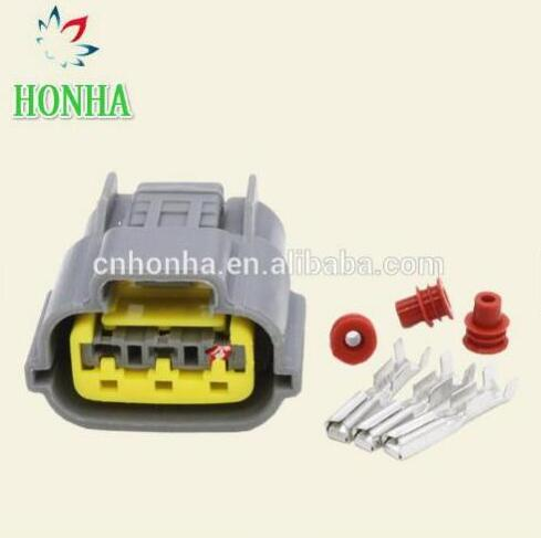 free shipping 4 sets 3 way tps connector sensor plugs sumitomo rh aliexpress com Wiring Harness Retainer Clips Wiring Harness Kit