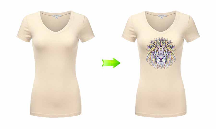 transfert thermocollants t-shirt