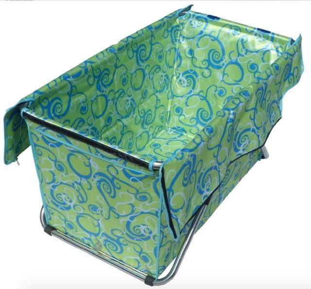 Size105*56*52cm,Simple Folding Bathtub,Inflatable Ttub,Handmade ...