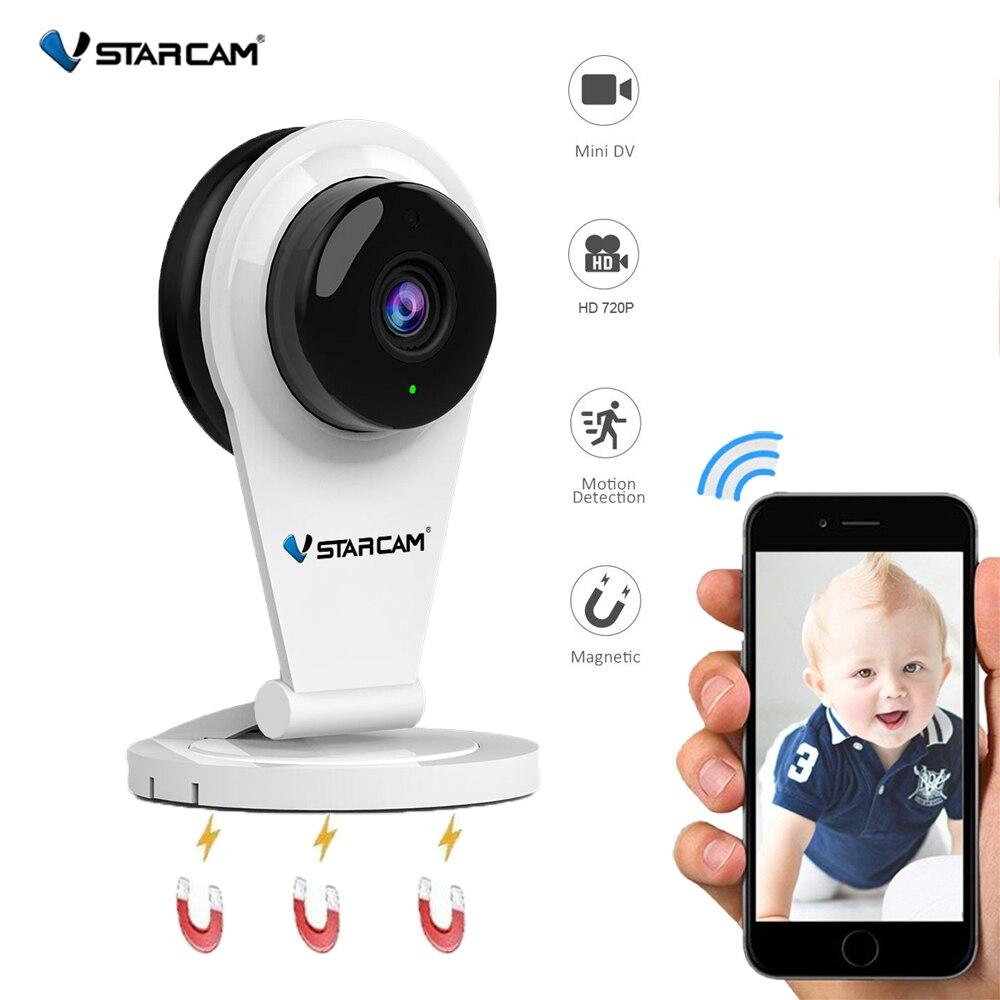 Vstarcam G96 720P HD IP Camera Wireless Network CCTV Camera IR-Cut Two Way audio Mini Wifi Security Baby Monitor все цены