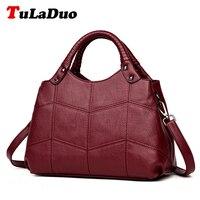 Brand Tote Designer Handbags High Quality Shoulder Bags Crossbody Fashion PU Leather Women Bag Ladies Luxury