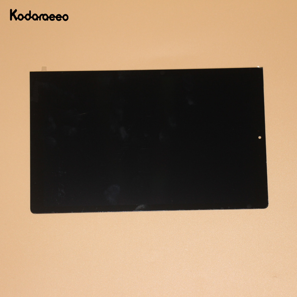 kodaraeeo For Lenovo Yoga Tab 3 Pro 10 YT3-X90 YT3-X90F/L Touch Screen Digitizer Glass+LCD Display Assembly Panel Replacement laptop led assembly for lenovo yoga 4 pro yoga 900 ltn133yl05 lcd display touch screen digitizer replacement panel part frame