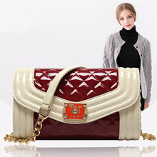 Feral Cat Women Chain Crossbody Handbags Neverfull GST Bags Best Quality Diamond Lattice Brand Shoulder Handbags Lady