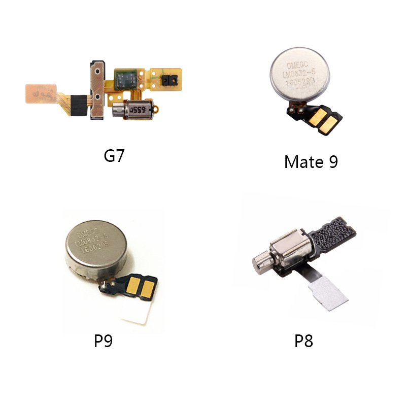 For Huawei Mate8 9 G7 G8 Buzzer Vibrator Motor Flex Cable Replacement Part For Huawei P8 P9 P9 Lite 100% Test Working