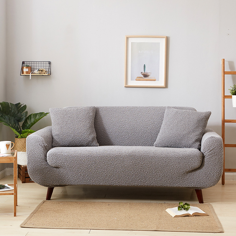 New Slipcover Stretch Sofa Cover Sofa With Loveseat Chair: New Wrinkle Design Elastic Stretch Universal Sofa Covers