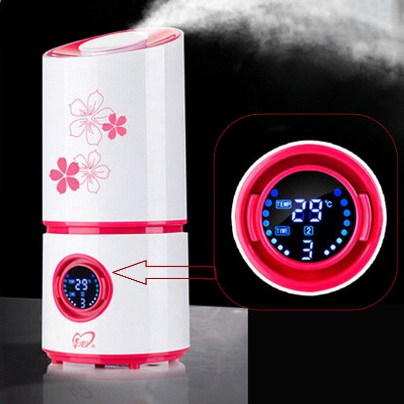 все цены на  Aroma Diffuser Nebulizer Ultrasonic Humidifier Mute Home Air Humidifier Mini Ultrasonic Sterilization Oxygen Bar Aromatherapy  онлайн