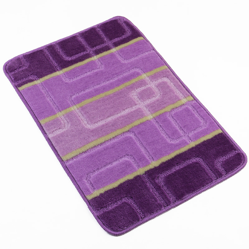 polypropylene rugs floor rugs picture more detailed picture about 4060cm purple