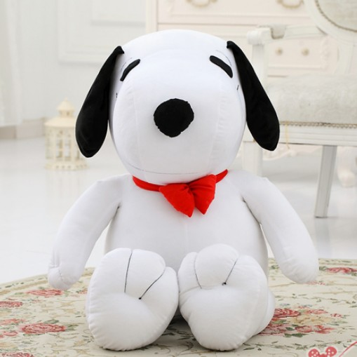 105cm Big Size Dog Plush Toy Gift For Kids Dog Soft Stuffed Doll Christmas Gift New cute poodle dog plush toy good quality stuffed animal puppy doll model soft doll kids gift baby toy christmas present