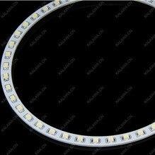2 шт. х 10 см Angel Eyes фар супер свет 33SMD LED Кольцо Света Автомобиля/лампа белого color2013 Бесплатная доставка JJJ