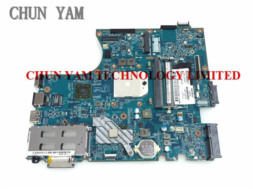 ФОТО Original 613211-001 FOR HP ProBook 4525s Laptop Motherboard 4525S Mainboard 90Days Warranty 100% tested