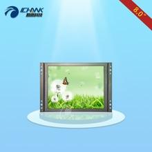 ZK080TN-2660/8 zoll 1024×768 4:3 BNC HDMI VGA Metallgehäuse Open Frame Wand Hängen Industrial Equipment LCD Sreen Display Monitor