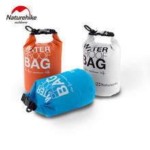 Naturehike 2L/5L Portable Waterproof Dry Bag Outdoor Swimming Rafting Kayaking Camping