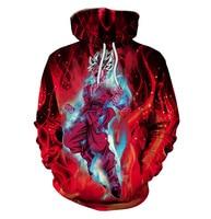 Dragon Ball Super 3D Print Hoodie Sweatshirt Anime Dragon Ball Z Cosplay Hoodie Jacket Coat Men Women Sweatshirts