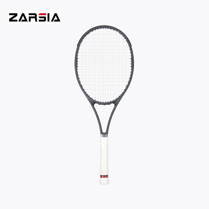 2016 NOUVEAU taiwan OEM noir Raquette 16 raquette de tennis 315g de tennis raquette Mousse poignée L2, L3, L4 livraison gratuite
