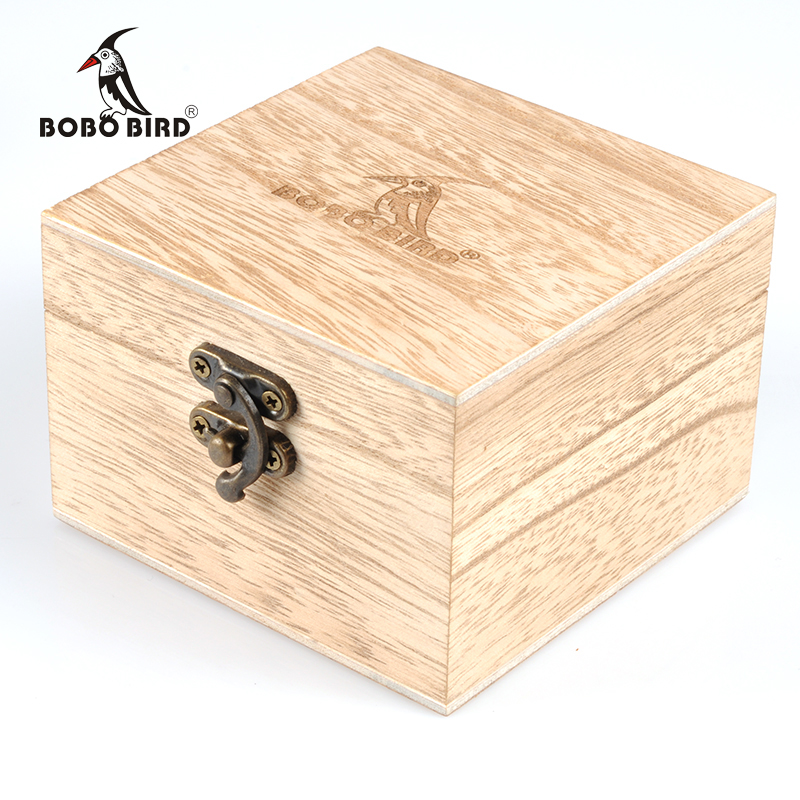 BOBO BIRD, cajas de madera cuadradas para relojes, como caja de regalo Funko POP-figuras de Harry Potter, Harry en escoba, de SNAPE BOGGART, Sirius Black, Myrtle La llorona, edición limitada, juguetes de modelos de muñecas en vinilo