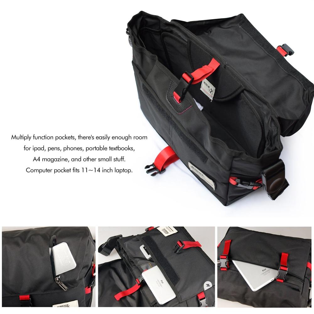 masculino bolsa de ombro homensageiro Bag Estilo : Casual, Preppy Estilo, Japan And Korean Estilo