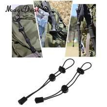 2 szt plecak kijki trekkingowe uchwyt mocujący klamra elastyczna lina Walking trekkingowe trzciny cukrowej pasek na rękę na zewnątrz