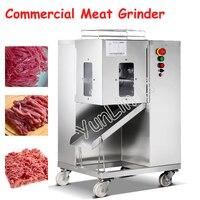 Электрический стали, машина для резки мяса коммерческих мясо Slicer Автоматическая срез фарш резки XZ QSJ A530